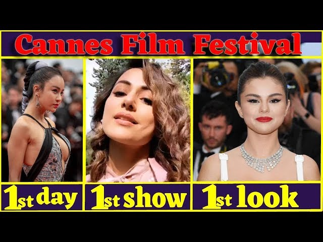 Cannes Film Festival 2019 में डेब्यू से पहले दिखा HINA KHAN का FIRST LOOK| SELENA GOMEZ