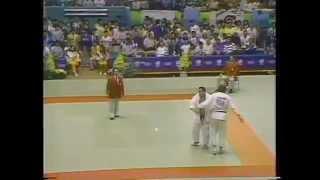 斎藤仁   男の涙       (88`ソウル五輪)