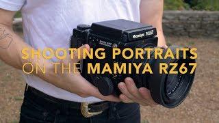 Shooting Portraits on Medium Format Film - Mamiya RZ67