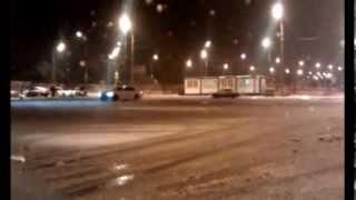 Первый снег ДРИФТ Южное Бутово