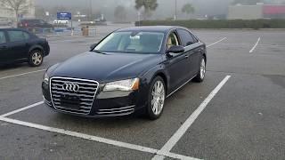 #33 Перекуп по-американски.Какой-то день 'АУДИ' 2012 Audi A8 Audi A4
