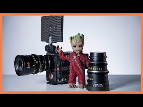 Unboxing $221000 Leica Summilux-C Lenses - We finally did it