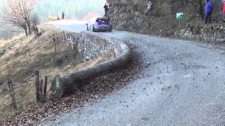 Monté Carlo 2012 / ES3 / Petter Solberg / Fiesta WRC