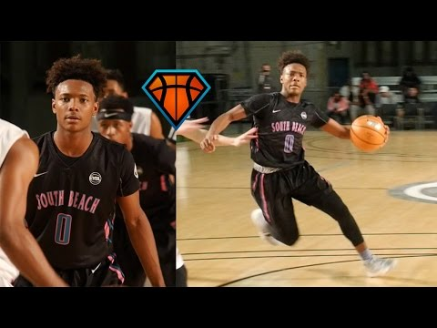 KJ Fitzgerald Is Florida's Senior SHIFT TEAM General!! | Official EYBL Mixtape