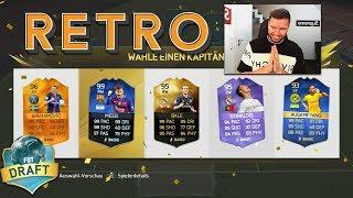 FIFA 16 RETRO FUT DRAFT (DAS ERSTE FUT DRAFT IN FIFA) 😱😱
