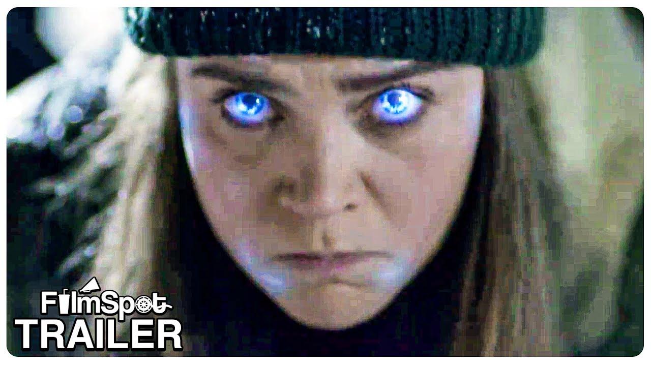 ENHANCED Official Trailer #1 (NEW 2021) Alanna Bale Sci-Fi Movie HD
