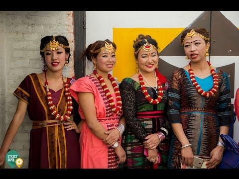 Limbu culture Beautiful dance