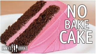Cake Without Oven - AMAZING stove top cake recipe