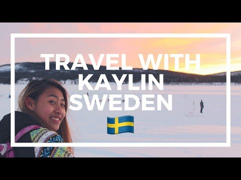 SWEDEN 2017 | Travel With Me Ep. 4 | KAYLIN HSIEH