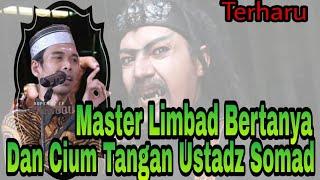 Master Limbad Bertanya Hukum Rambut Gimbal dan Kemudian Cium Tangan Ustadz Abdul Somad- UAS
