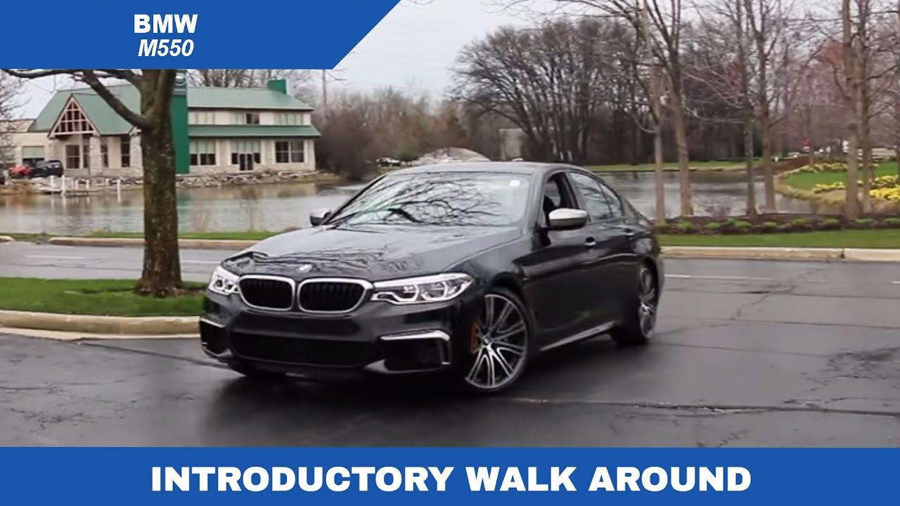 2018 BMW M550 Walk around - YouTube