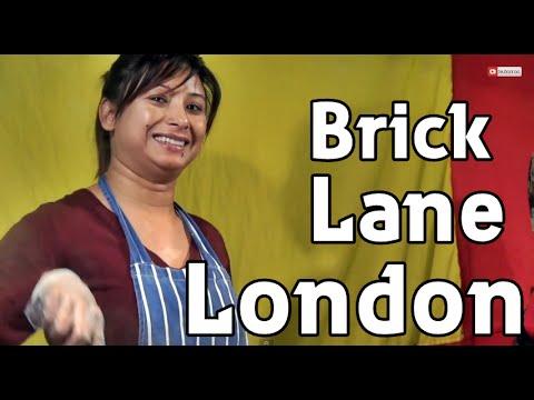 Brick Lane Market - London Attraction