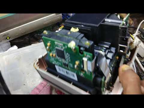 Fingerprint Scanner Slap Scanner Morpho Aadhaar kit repaired