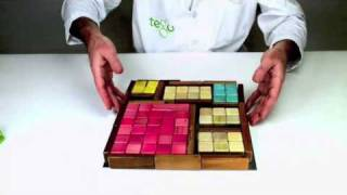 Cool Tricks With Wooden Magnetic Blocks From Tegu