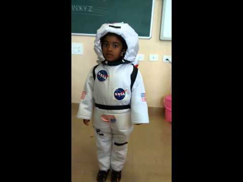 An Astronaut - Community Helper - YouTube