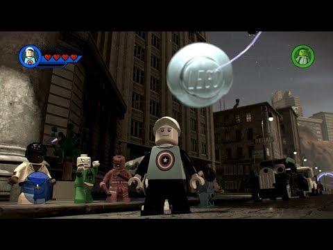 LEGO Marvel Super Heroes 2 - Iron Fist/Daredevil/Luke Cage Side Quest