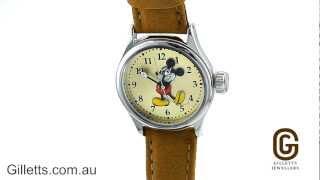 Mickey Mouse Disney Ingersoll Original Style Men's Watch