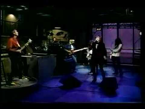 Black Crowes Hard to Handle Live on Letterman 1990