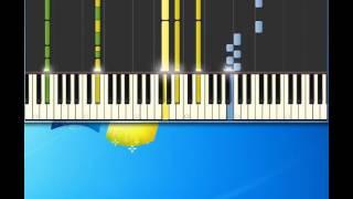 Elton John   Simple Life [Piano tutorial by Synthesia]
