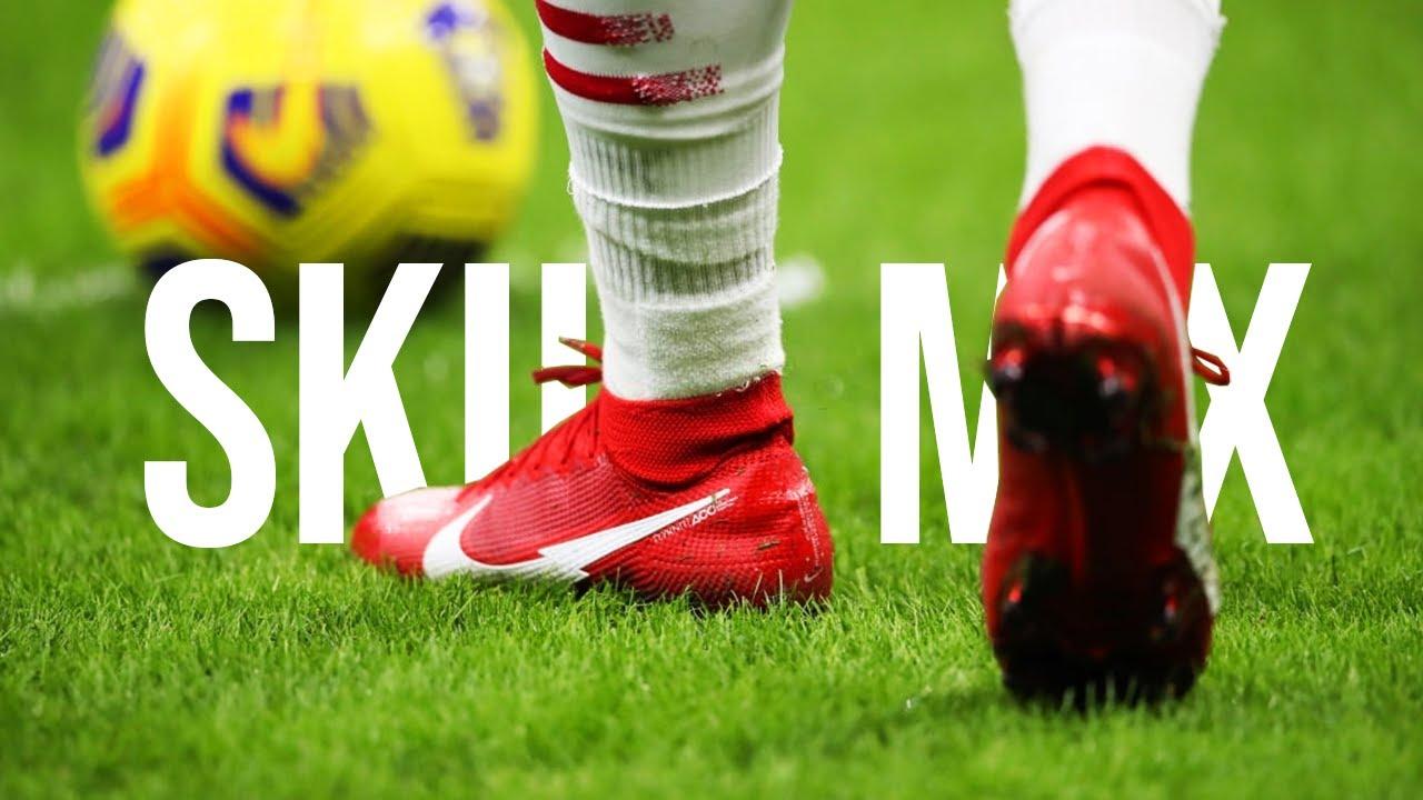Crazy Football Skills 2021 - Skill Mix #3 | HD