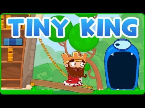 Tiny King Full Gameplay Walkthrough