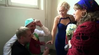 Выкуп в цыганском стиле   Ведущая Екатерина Афанасенко в Волгограде