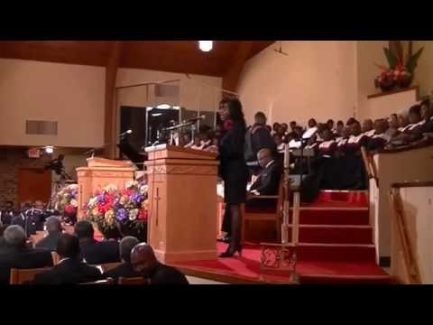Houston's Lilly Grove Missionary Baptist Church celebrates 54 years and it's very own miracle
