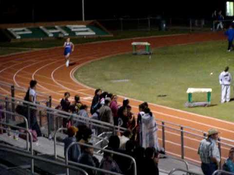 bandera middle school 4x400 relay