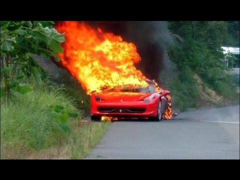 Epic Car Crash Compilation 2017