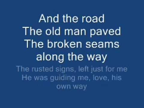 Man of the hour lyrics