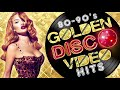 Disco Hits of The 70s 80s 90s Legends - Golden Greatest Hits Disco Dance Songs   Oldies Disco Mus