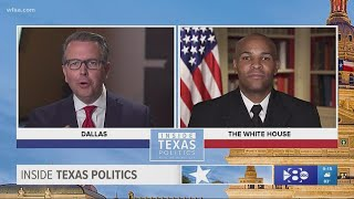 Inside Texas Politics: Will the U.S. Surgeon General send his kids to school in the fall?