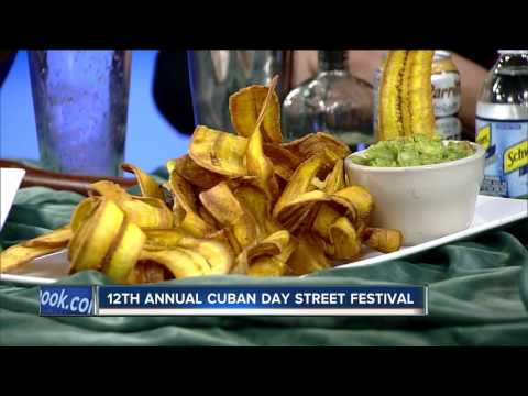 12th Annual Cuban Day Street Festival this weekend