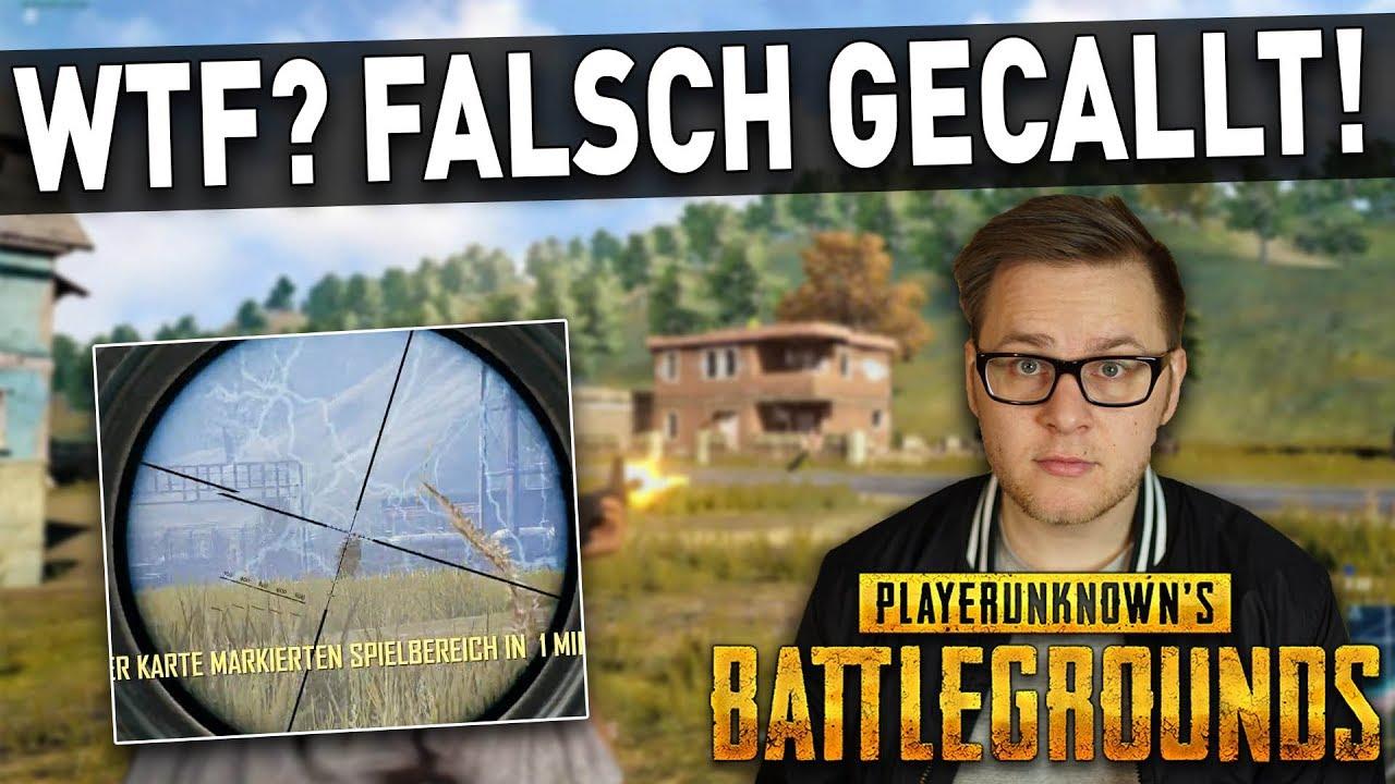 PUBG - WTF ?! Das war KNAPP ! Twitch Stream Highlight Gameplay Deutsch German