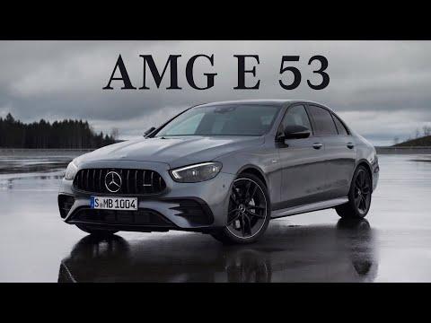 2021 Mercedes-AMG E