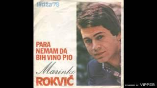Marinko Rokvic - Zanela me svetla velikoga grada - (Audio 1978)