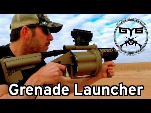 M32 Grenade Launcher---MGL M32A1 MILKOR USA