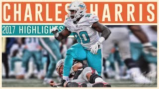 Charles Harris Official Rookie Highlights