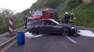 Verkehrsunfall K130