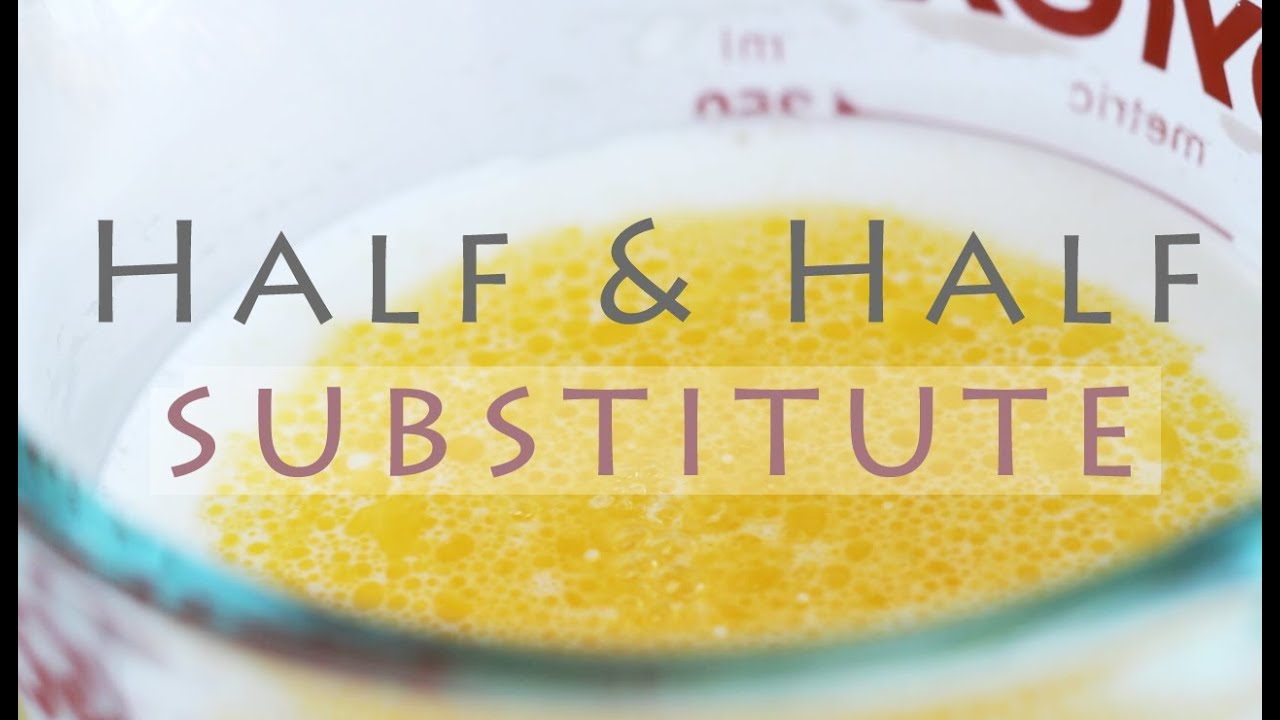 How to Make Half And Half - Homemade Substitute Recipe ...