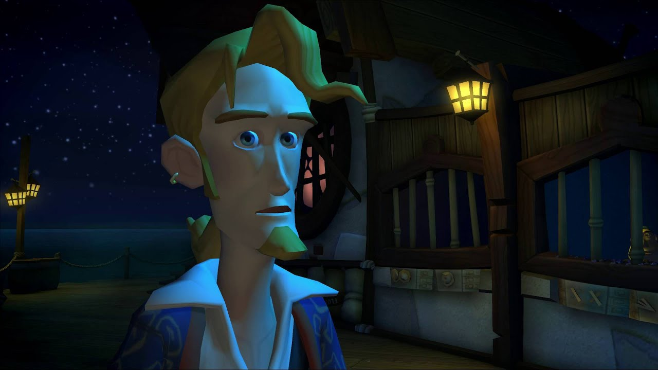 Tales Of Monkey Island Deutsch