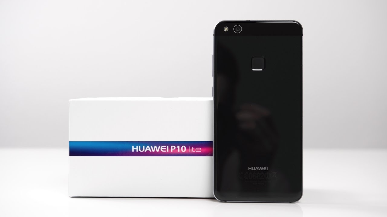 unboxing huawei p10 lite deutsch swagtab youtube. Black Bedroom Furniture Sets. Home Design Ideas