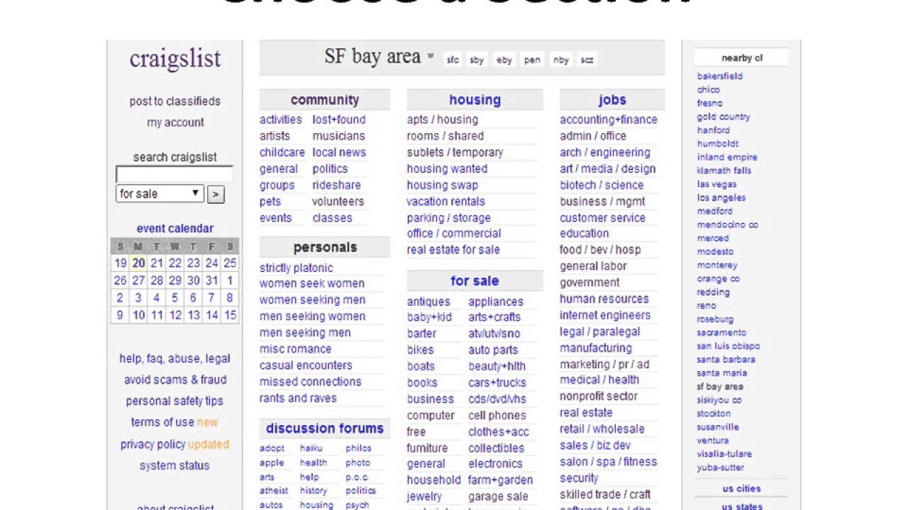 How to use Craigslist to Generate More Web Traffic