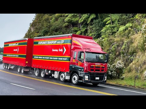New Zealand Trucks Out and About | Ep. 6