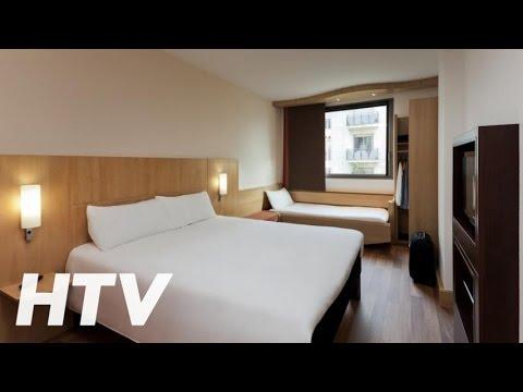 Hotel Ibis Barcelona Plaza Glòries 22@
