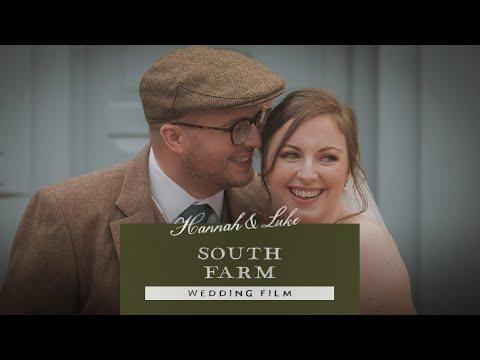 South Farm Wedding Film | Hannah + Luke 2019 | Hertfordshire Wedding Videographer