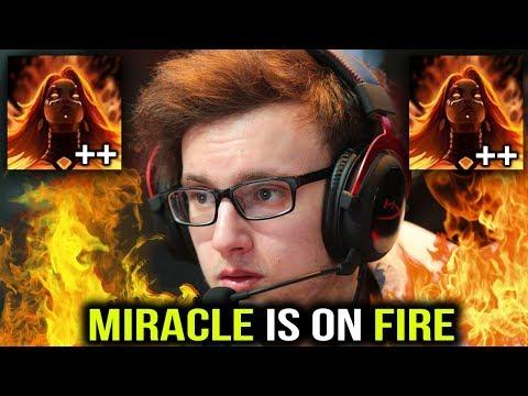 Miracle Lina Ultrakill Super ATK Speed Mode Dota 2 7.17 thumbnail