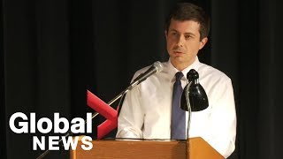 Pete Buttigieg criticized, heckled during tense town hall meeting over police shooting