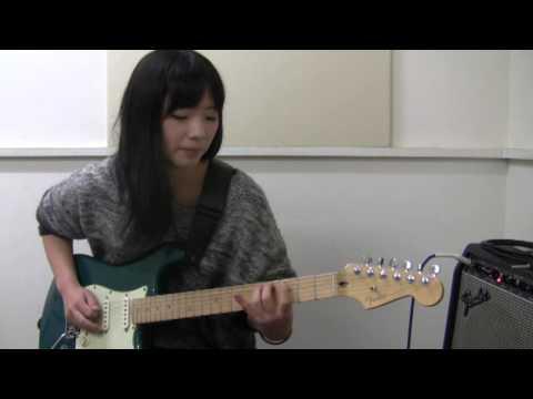ヤギ ミユキ - Get The Funk Out (Extreme)を弾いてみた。