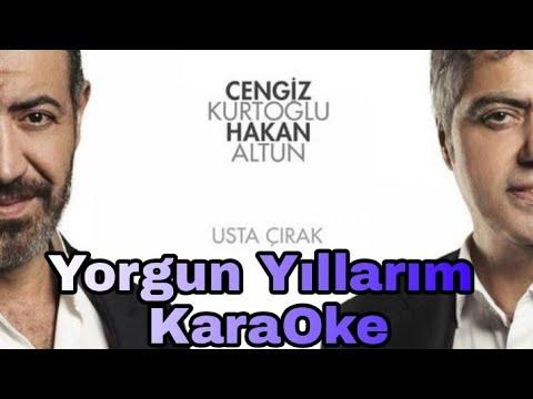Yorgun Yıllarım - Cengiz Kurtoğlu & Hakan Altun  - Piano by VN